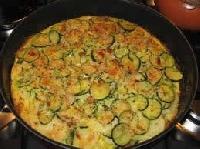 Ricetta Pizza Rustica con patate e zucchine Foto