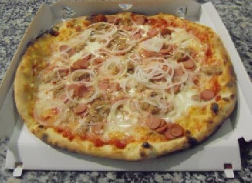 Ricetta pizza Tedesca Foto