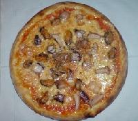 Ricetta pizza ai frutti di mare Foto