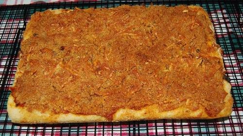 Ricetta Pizza Sfincione Foto