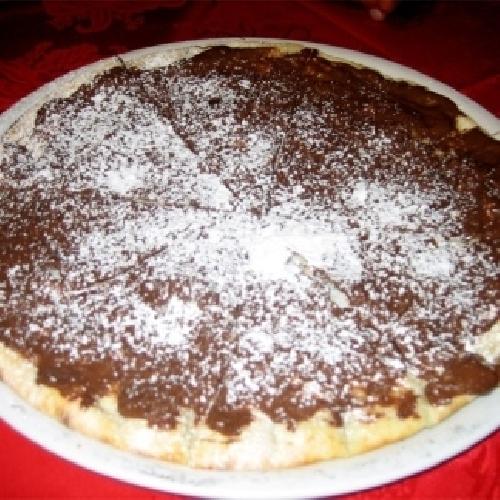 Ricetta Pizza alla Nutella Foto