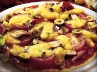 Ricetta Pizza Fiorentina Foto
