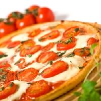 Ricetta Pizza Caprese Foto