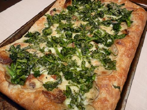 Ricetta Pizza Vegetariana Foto