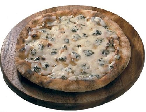 Ricetta pizza Gorgonzola e Noci Foto