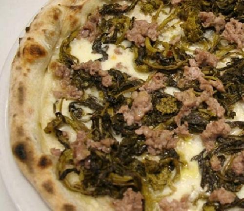 Ricetta pizza Rustica con Salsiccia e Friarelli Foto