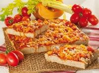 Ricetta pizza rustica al Ragù di verdure Foto