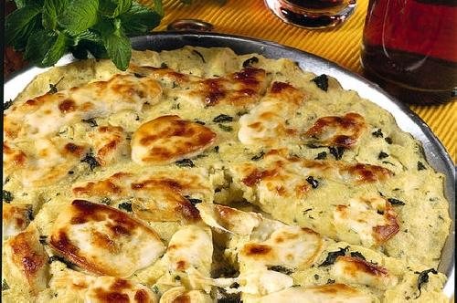 Ricetta Pizza Alpina Foto