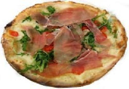 Ricetta pizza Primavera Foto