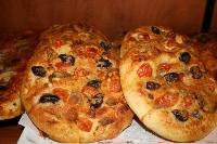 Ricetta pizza Fuata Foto