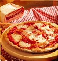 Ricetta pizza Affumicata Foto