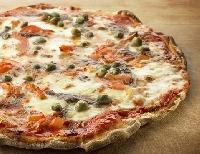 Ricetta pizza Napoli Foto