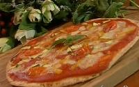 Ricetta pizza Piadina Foto