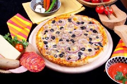 Ricetta pizza del Marinaio Foto