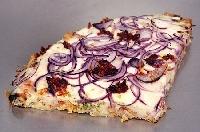 Ricetta pizza Nduja e cipolle di Tropea Foto
