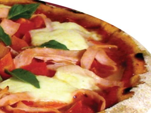 Iniziativa per la pizza sana al Mercato Generale di Firenze Foto