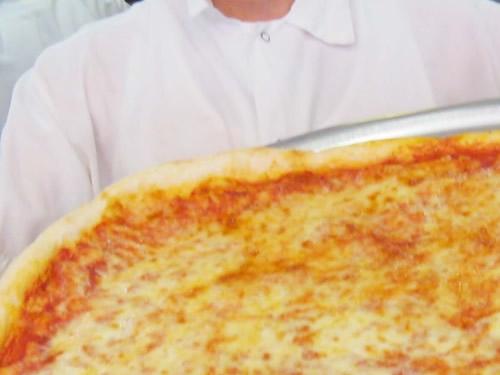 La pizza a domicilio più grande del mondo è a Los Angeles Foto
