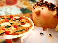 Cento metri di pizza per La Via della Pizza Foto
