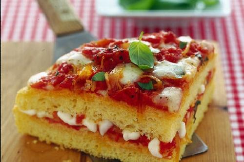 Ricetta pizza alla Campofranco Foto