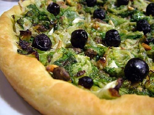 Ricetta pizza Rustica alla Scarola Foto