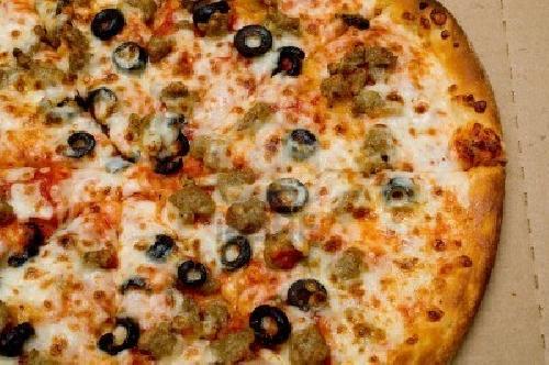 Ricetta pizza alla Campidanese Foto