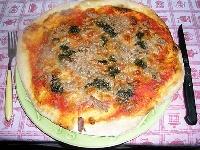 Ricetta pizza alla Carlofortina Foto