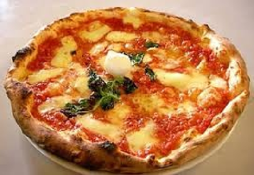 Ricetta Pizza Margherita Foto
