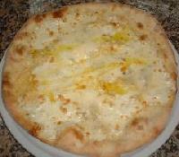 Ricetta Pizza Quattro formaggi Foto