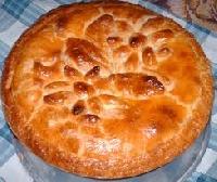Ricetta Pizza Rustica Napoletana Foto