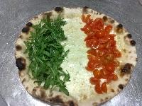 Ricetta Pizza Tricolore Foto