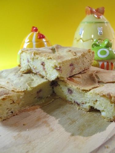 Ricetta Pizza Rustica di Riso Foto