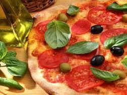 calorie della pizza foto
